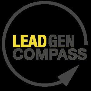 Lead Generation Services LeadGen-Compass-Logo