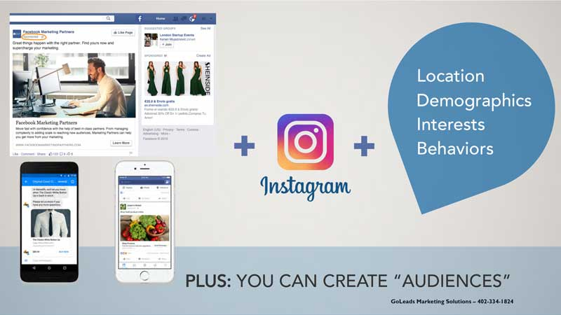 Facebook Lead Ads for B2B Lead Generation, Facebook Audiences