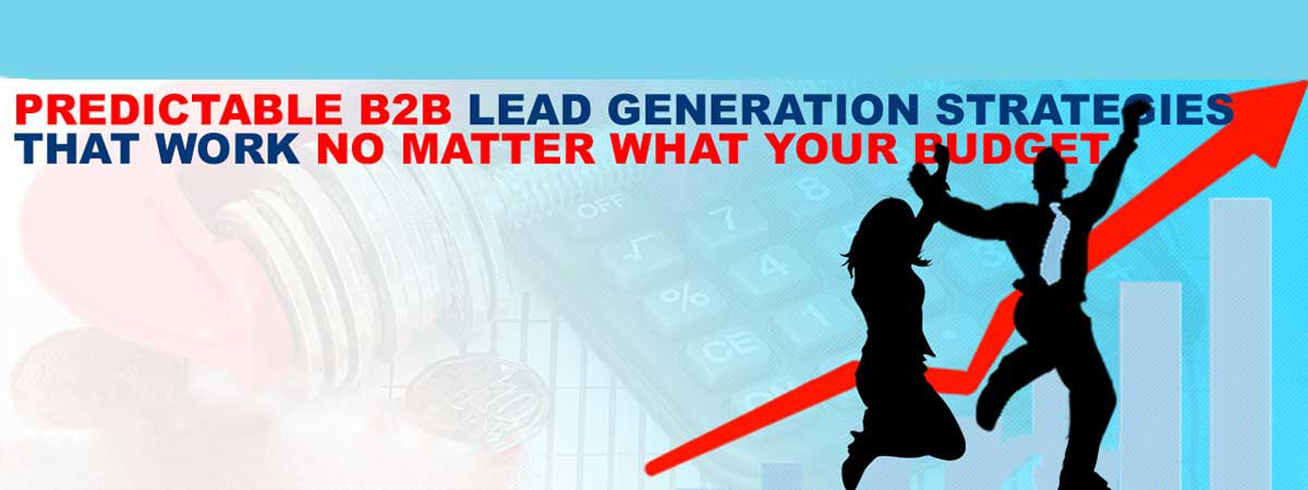 Predictable B2B Lead Generation Strategies